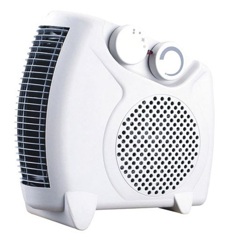 Vertical / Horizontal Fan Heater