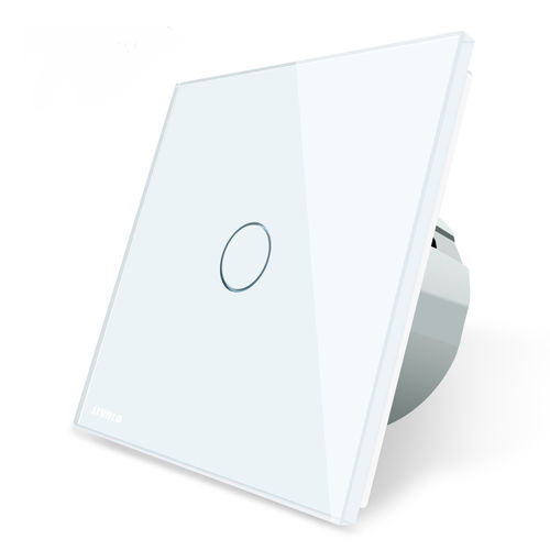 Smart crystal light switch